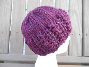 Pilasters Knit Hat free knitted hat pattern