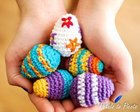 Teeny Tiny Easter Eggs