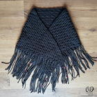 Boho Great Granny Comfort Shawl free crochet pattern
