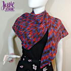 Lisa Wrap free crochet pattern