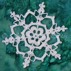 Irish Snowflake pattern