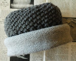 Downton Hat free knitted hat pattern