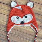 Pretty Little Fox Hat