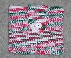 Christmas Card Clutch pattern