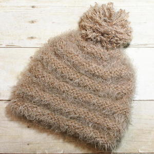 Nordic Knit Hat free knitted hat pattern