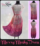 Merry Meshy Dress