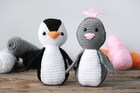 Simple Amigurumi Penguin Free Crochet Pattern