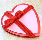 Decorative Valentine's Bow