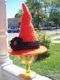 Newborn Witches Hat