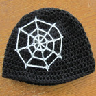 Spiderweb Halloween Hat