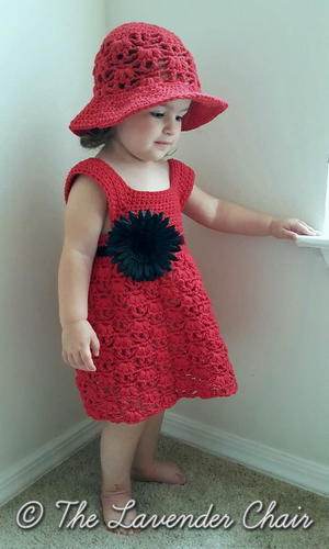 Weeping Willows Toddler Dress