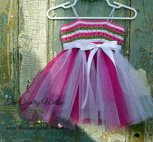 Tulips and Tulle Spring Tutu