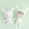 Get ready for the Bunny Season free crochet pattern