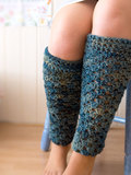 How to Crochet a Pair of Leg Warmers
