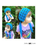 Little Hippie Headband pattern