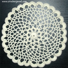 Scalloped Crochet Doilies free crochet pattern
