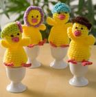 Chick Egg Cozy Family
