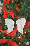 Tiny Angel Wings pattern