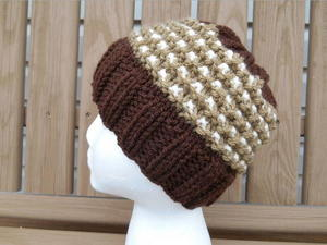 Colorwork Hat Knitting Pattern